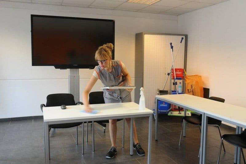 Nettoyage collectivités - Laurenty Group