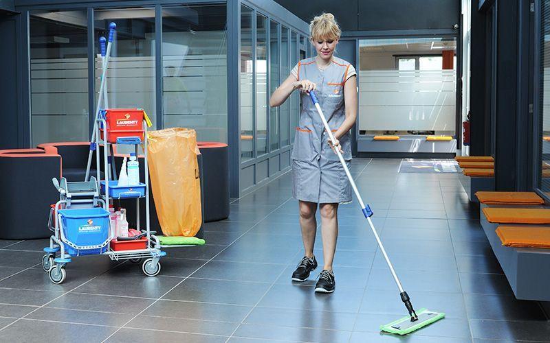 Entretien et nettoyage standardisés - Laurenty