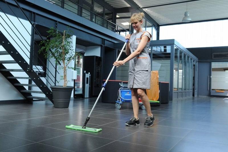 Nettoyage industriel avec Laurenty Nettoyage