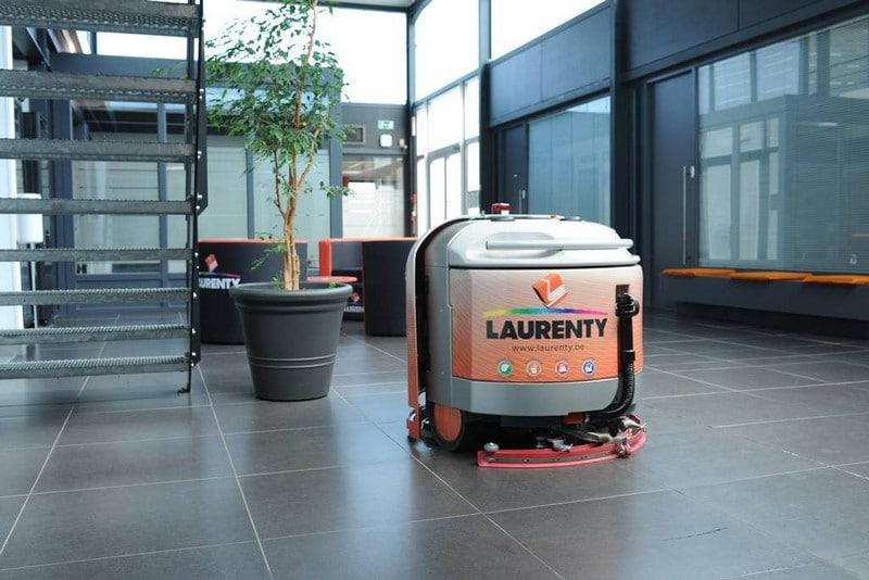 Robot de nettoyage - Laurenty Group