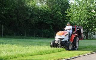Service de tonte de pelouse