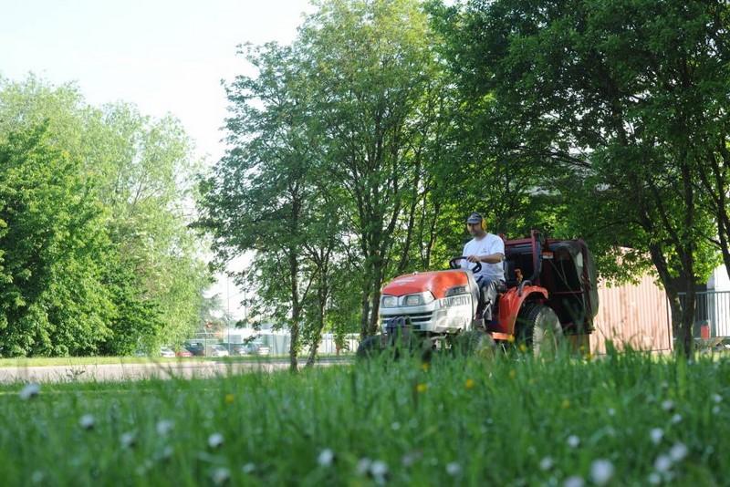 Service de tonte de pelouse - Laurenty