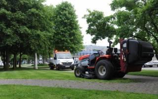 Entretien espaces verts - Laurenty