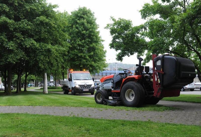 Service entretien espaces verts