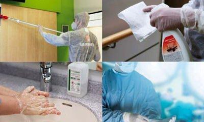 Nos équipes de nettoyage sont à vos côtés pour redémarrer vos activités en toute sérénité