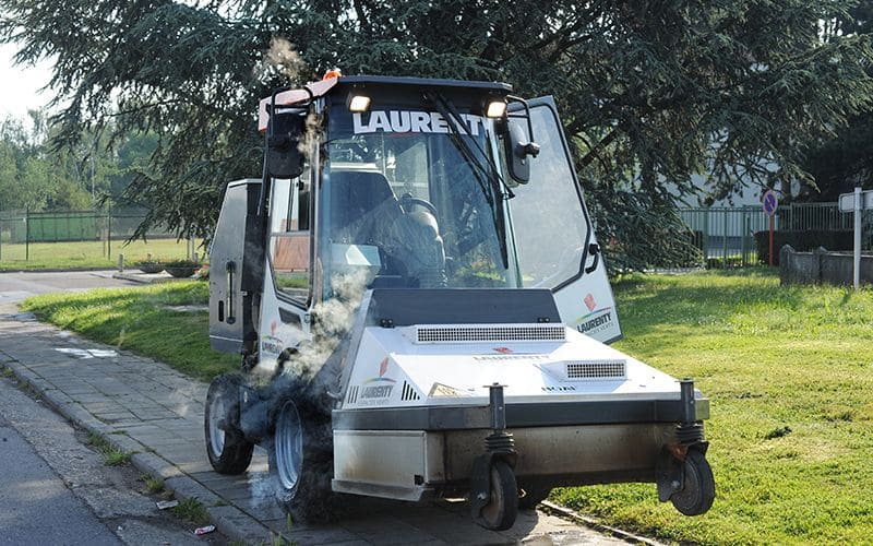 Désherbage thermique Laurenty