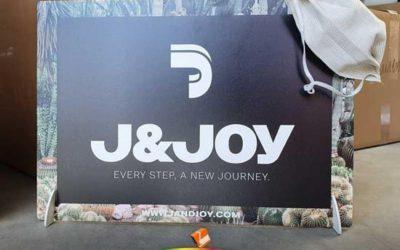 15.000 masques en tissu J&Joy pour les collaborateurs de Laurenty Group