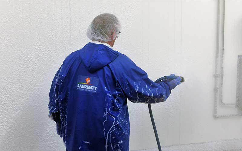 Nettoyage industriel avec Laurenty Group
