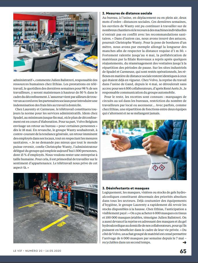 Article Laurenty - Le Vif L'Express - Partie 2