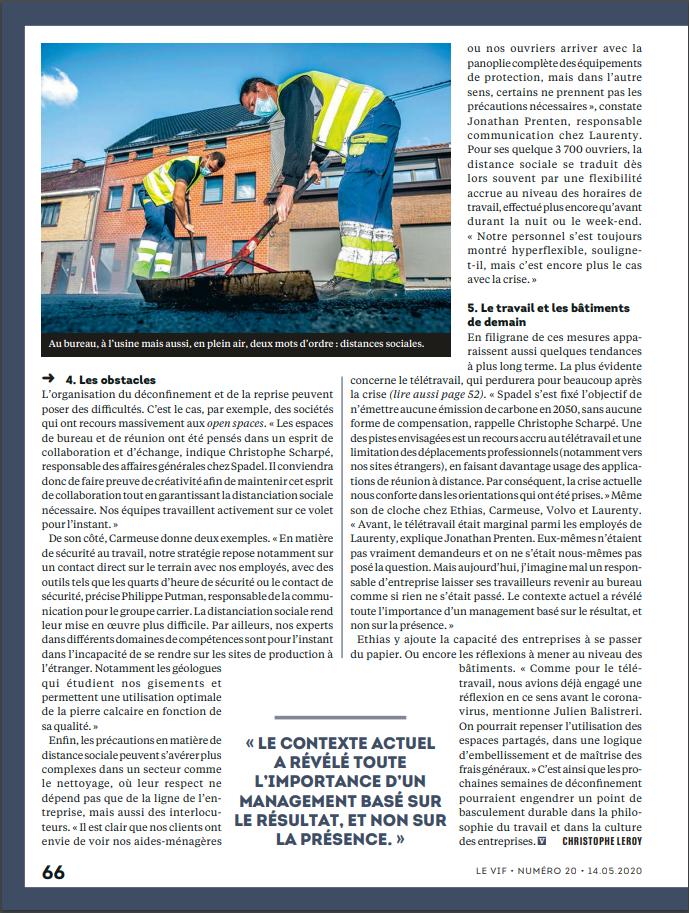 Article Laurenty - Le Vif L'Express - Partie 3