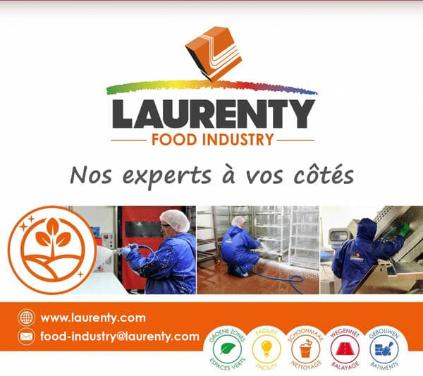 Food Connections 2020 - Laurenty Agro-Alimentaire
