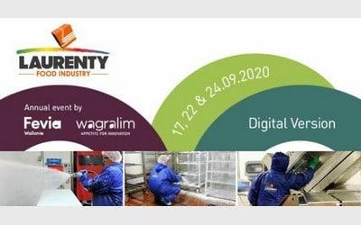 Laurenty, partenaire de la Food Connections 2020 (format digital)