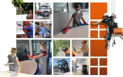 """""""Le nettoyage traditionnel, un élément indispensable à la maîtrise de la contamination"""" – Le Courrier du Parlement Européen – Novembre 2020"""
