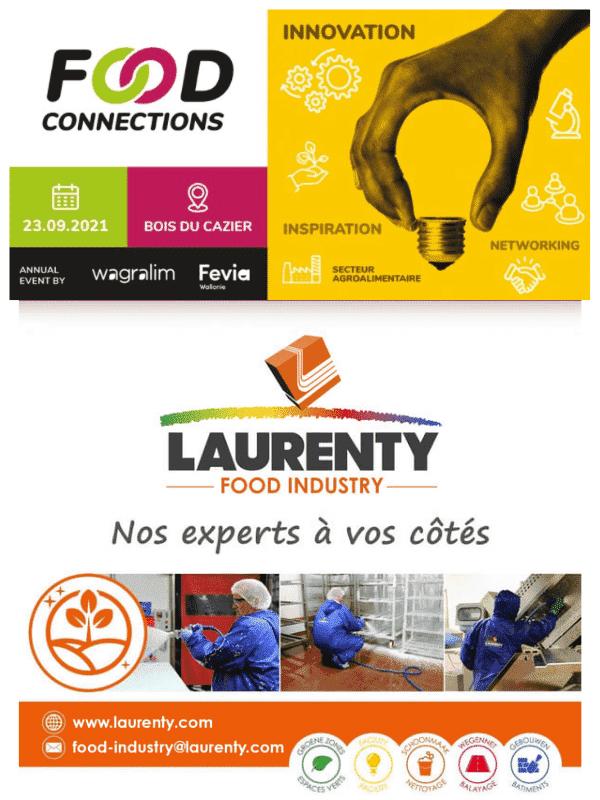 Laurenty nettoyage - Food Connections