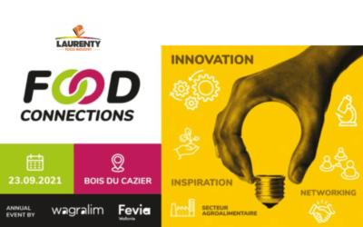 Laurenty, fidèle partenaire de la Food Connections 2021 (23 septembre)
