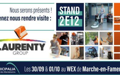 Laurenty sera présent au Salon des Mandataires 2021 !