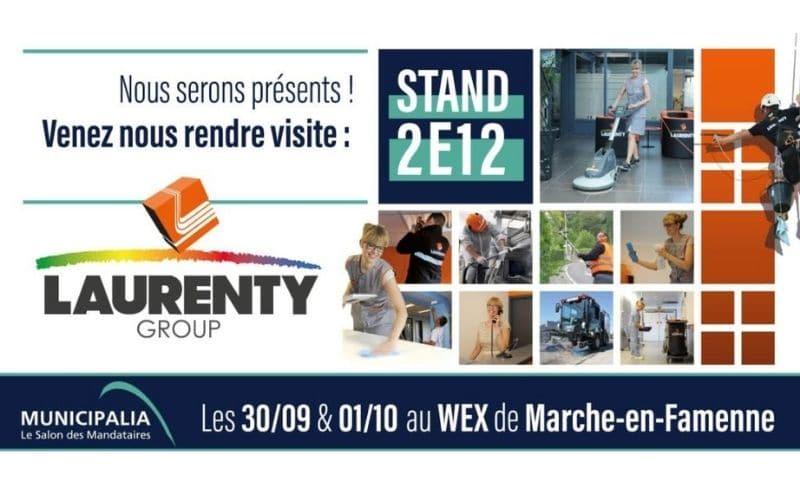 Laurenty nettoyage - salon des mandataires 2021