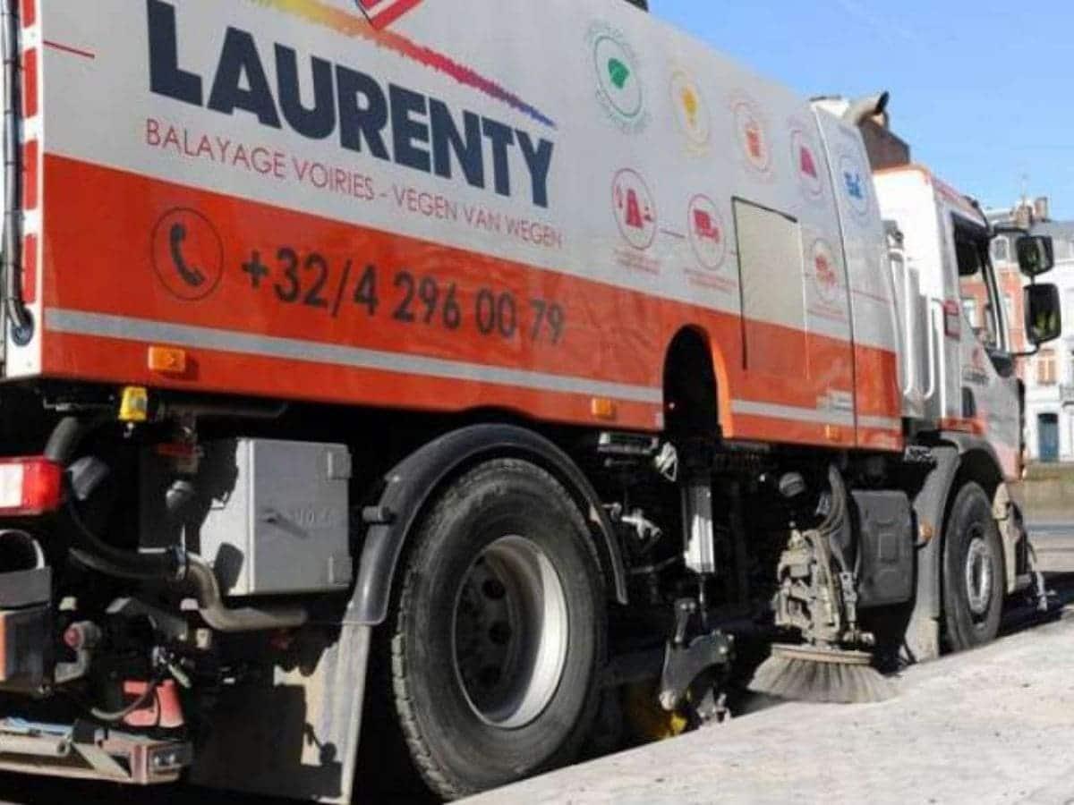Machine de nettoyage - Laurenty Group