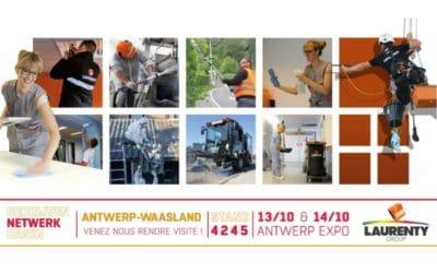Laurenty zal aanwezig zijn op de Bedrijven Netwerk Dagen 2021 te Antwerpen !
